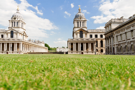 university building: The University of Greenwich, London, England