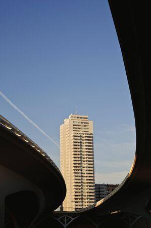 Modern architecture in Valencia, Spain