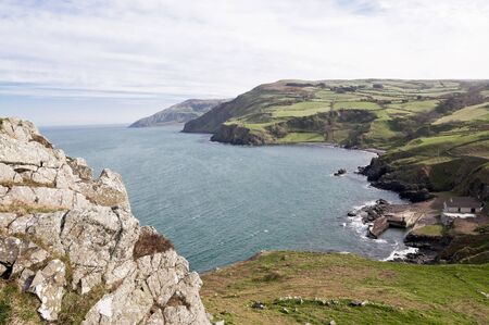 The amazing views from Torr Head in Country Antrim, Northern Ireland
