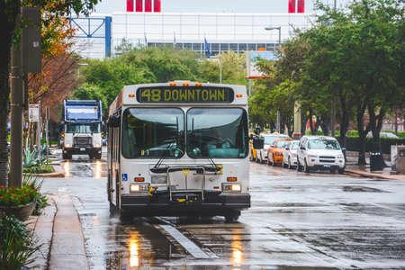 ダウンタウン ・ トランジット センター バス