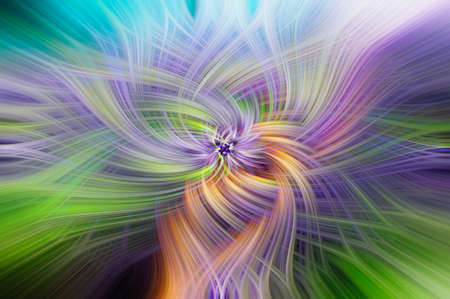 swirl patterns: Colorful twirl abstract  Stock Photo