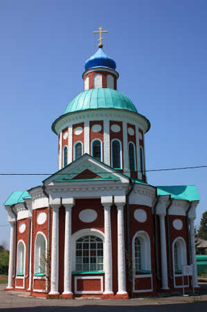 martyr: The Church of the Holy the Great Martyr Nikita  Russia, Vladimir region, Yuriev-Polsky  Golden Ring of Russia