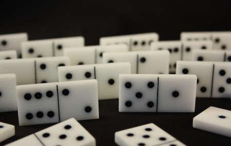 brettspiel: Dominos Brettspiel