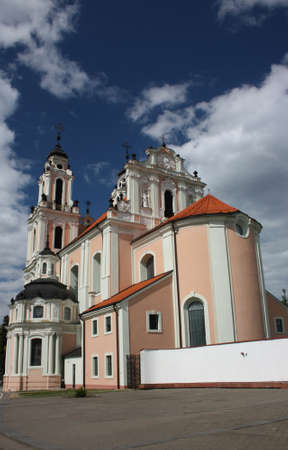 catherine: Church of St. Catherine in Vilnius, Lithuania