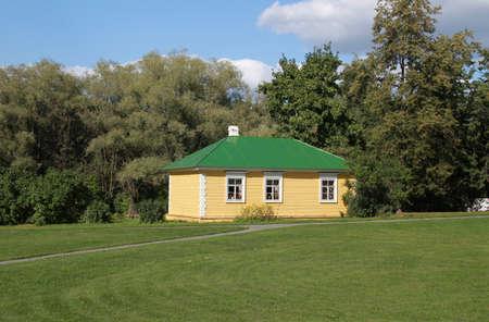 boldino: Reserve Museum Pushkin \Boldino\. Russia, Nizhny Novgorod region, Boldino Editorial