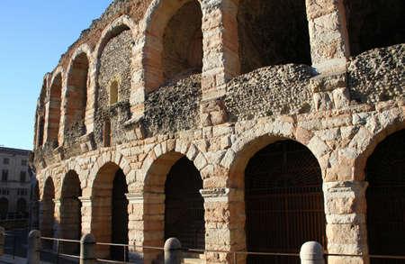 verona: Arena of Verona Arena di Verona. Verona, Italy