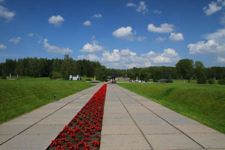 belarus: Belarus, Khatyn memorial complex