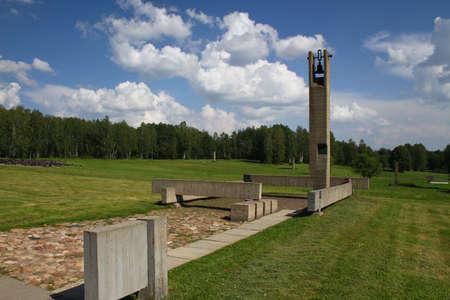 Belarus, Khatyn memorial complex