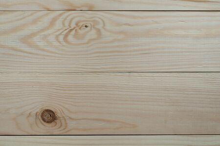 Hintergrund der frischen unlackiert Bretter. Horizontal. Standard-Bild - 70763040