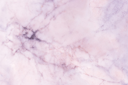 Slightly lightened slices marble background. Horizontal image. Cold purple pink pastel colors. Beautiful close up background. Ideal for sites, banners, brochures, design
