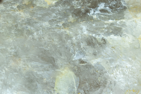 Horizontal lightened slices of marble quartz ice background. Cold calm colors icy background ideal for your design
