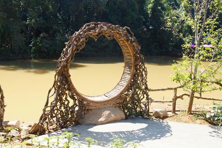 Ecotourism destinations Hoa Son Dien Trang - new tourist park in the mountains of the Vietnam city Da Lat