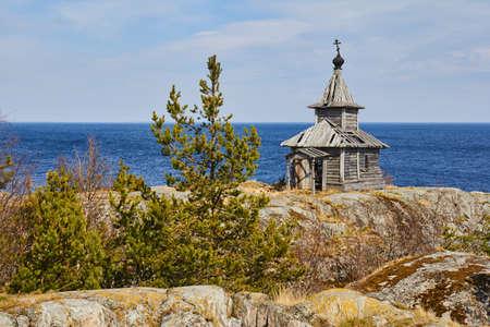 A trip through Lake Ladoga in May