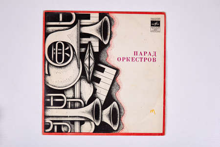 parade of orchestras vinyl record