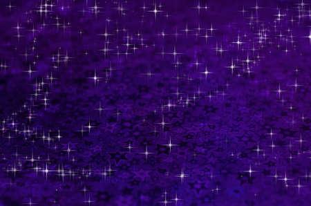 blue star background photo