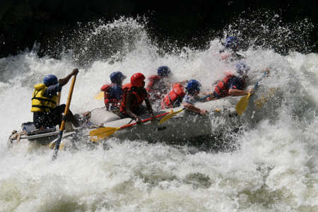 zambezi: River Rafting  Editorial