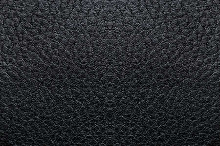 black leather texture: black leather texture background, close-up photo