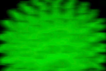green spike ball, close-up, background abstract image