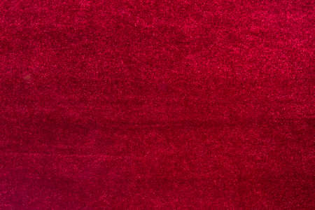red velvet material, background image close-up