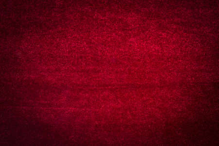 dark red velvet material, vignetting background image with space for text in the center