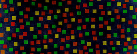 abstract colorful background, panoramic mock-up