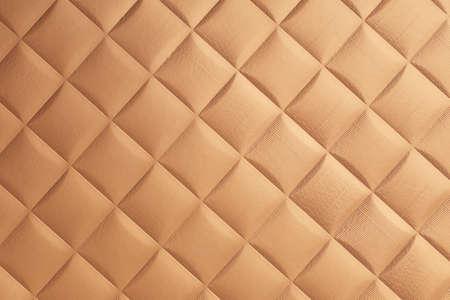 textured golden diamond wall 免版税图像