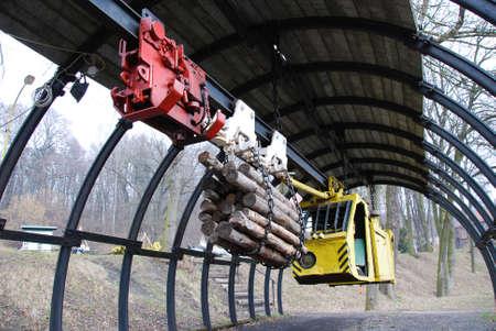 heavy industry: landek heavy mine industry museum