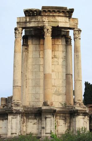 Temple of Vesta photo