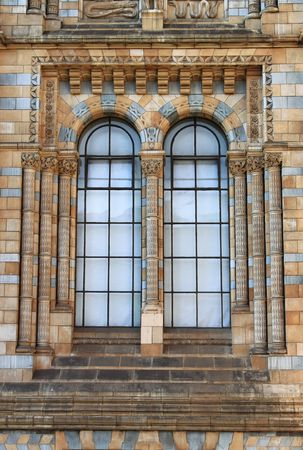 Renaissance window in London photo