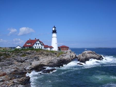 Portlant Head Lighthouse photo