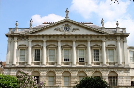 Landscape view of Spencer house in London, UK Stock Photo - 11952172