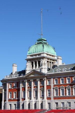 Old Admiralty Building in London, UK