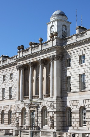 Somerset House in London, UK