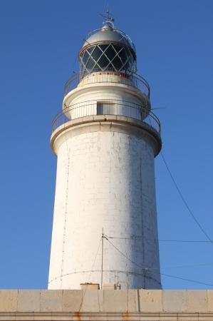 Cap de Formentor Lighthouse. Mallorca island, Spain photo