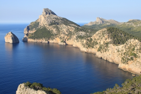 Cap de Formentor in Mallorca island, Spain Stock Photo - 14368097