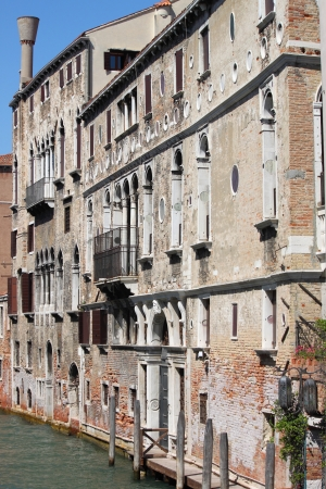 Urban scenic of Venice, Italy photo