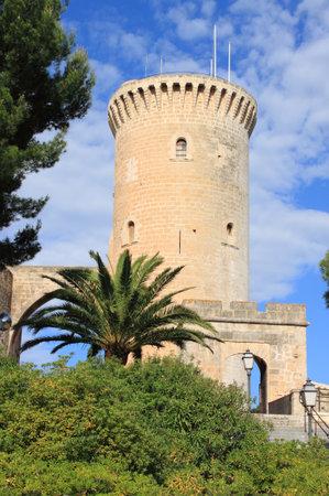 Bellver Castle in Palma de Mallorca, Spain Stock Photo - 14998287