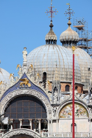 St  Mark Cathedral in Venice, Italy Stock Photo - 15076482
