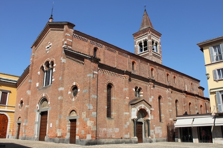martyr: St. Peter Martyr church in Monza, Italy