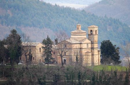 Bernardino: Saint Bernardino church in Urbino, Italy