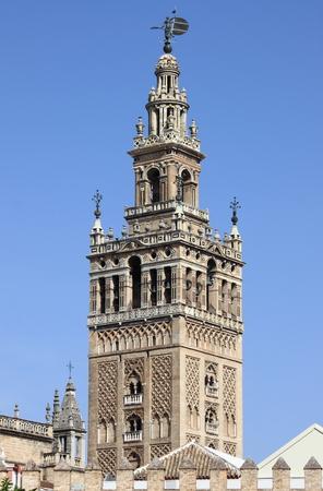sevilla: Giralda Bell Tower in Sevilla, Spain