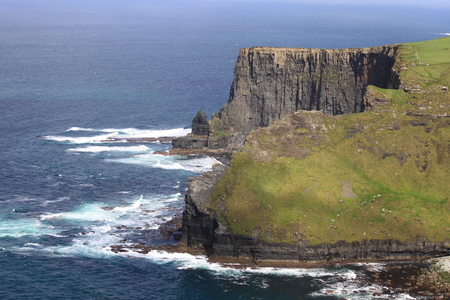Cliffs of Moher. County Clare, Ireland Stock Photo