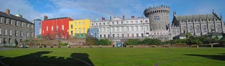 Chester Beatty Library and Dublin Castle in Dublin