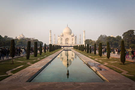 Taj Mahal: a beauty of the modern world Editorial