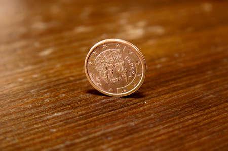 five cents: Five cents
