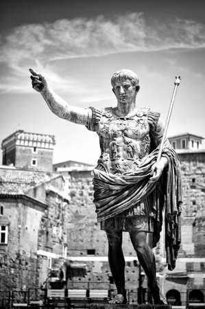 Augustus, the Roman emperor