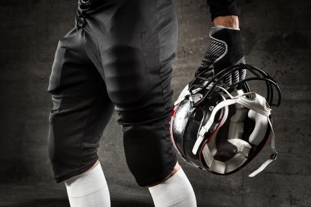 observant: american football uniform