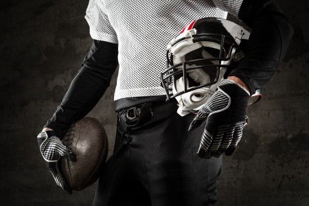 uniforme de futbol: uniforme de f�tbol americano