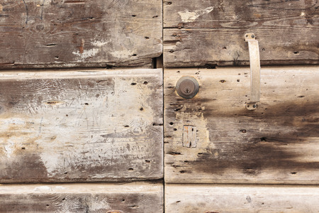 old wooden door: Old Wooden Door back