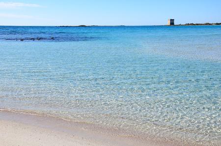 Beach in Salento